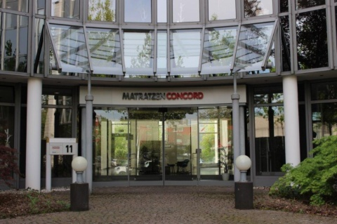 career opportunities and business information at: Matratzen Concord GmbH
