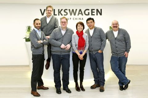 career opportunities and business information at: Volkswagen Group Import Co., Ltd.